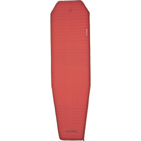 Nordisk Vanna 3.8 Liggeunderlag, burnt red/black